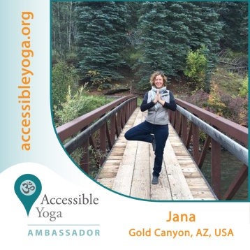 Jana Baldwin Accessible Yoga Meme_