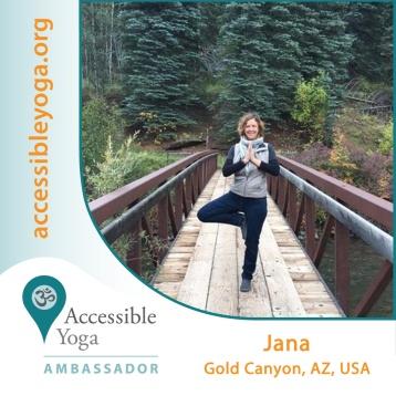Jana Baldwin Accessible Yoga Meme_